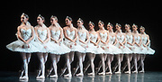 La Bayadere <br /> A ballet in three acts <br /> Choreography by Natalia Makarova <br /> After Marius Petipa <br /> The Royal Ballet <br /> At The Royal Opera House, Covent Garden, London, Great Britain <br /> General Rehearsal <br /> 30th October 2018 <br /> <br /> STRICT EMBARGO ON PICTURES UNTIL 2230HRS ON THURSDAY 1ST NOVEMBER 2018 <br /> <br /> Shades <br /> <br /> Photograph by Elliott Franks Royal Ballet's Live Cinema Season - La Bayadere is being screened in cinemas around the world on Tuesday 13th November 2018 <br />