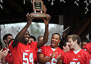 Kirkwood HS football state championship celebration