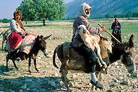 Iran, Province de Fars, Nomades Qashqais // Iran, Fars province, Qashqais nomades