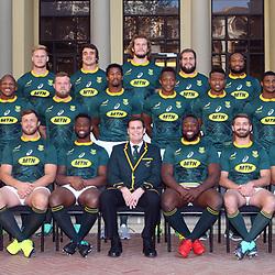 08,06,2018 South African Springbok Team Photo