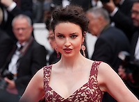 Emma Miller at the Closing ceremony and premiere of La Glace Et Le Ciel at the 68th Cannes Film Festival, Sunday 24th May 2015, Cannes, France.