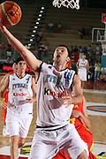 Torneo Internazionale Italia-Cina<br /> matteo malaventura