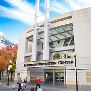 Sacramento Convention & Visitors Bureau, SCVB, Sue Stauffer, Sacramento Convention Center, 2016
