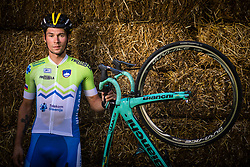 Primoz Roglic of Slovenia during photo session of Slovenian Cycling Team for 2018 UCI Road World Championships Innsbruck, on September 17, 2018 in Zgornji Brnik, Slovenia. Photo by Matic Klansek Velej / Sportida