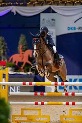GAMMERSBACH Kira (GER), Ultimate Z<br /> München - Munich Indoors 2018<br /> SPOOKS-Amateur Trophy<br /> 23. November 2018<br /> © www.sportfotos-lafrentz.de/Stefan Lafrentz