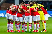 ALKMAAR, 19-05-2017, AZ - FC Groningen,  AFAS Stadion, 4-1, huddle