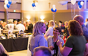 Gonzaga alumni celebrate 2016 alumni weekend. (Photo by Edward Bell)