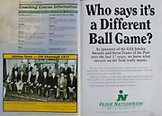 All Ireland Senior Hurling Championship - Final, .14.09.1997, 09.14.1997, 14th September 1997, .14091997AISHCF,.Senior Clare v Tipperary .Tipperary 2-16, Wexford 0-15,.Minor Clare v Galway, .Irish Nationwide, .Jubilee Team, Kilkenny 1972, Front row, Jim Treacy, Phil Larkin, Pat Delaney, Kieran Purcell, Joe McDonagh, Uachtaran CLG, Michael Fingleton, Managing Director, Irish Nationwide Building Society, Noel Skehan captain, Pat Lalor, Eamon Morrissey, Back row from left, Eddie Keher, Ned Byrne, Mick Crotty, John Kinsella, Liam O'Brien, Pat Henderson, Michael Walsh, representing his father the late Ollie Walsh, Pat Dillon, Frank Cummins,