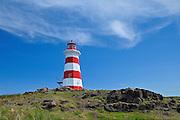 Brier Island Lighthouse<br />Brier Island <br />Nova Scotia<br />Canada