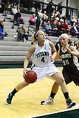 2011-2012 Illinois Wesleyan Titans Women's Basketball Photos