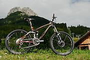Trek Camp 09, Salzkammergut, Austria.