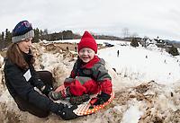Winter Fest at Prescott Farm Saturday, February 16, 2013.  Karen Bobotas/for the Laconia Daily Sun