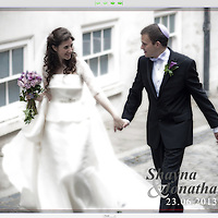 Shayna & Jonny Album Proofs