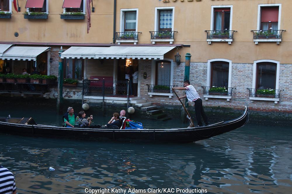Gondola, Venice, Italy,