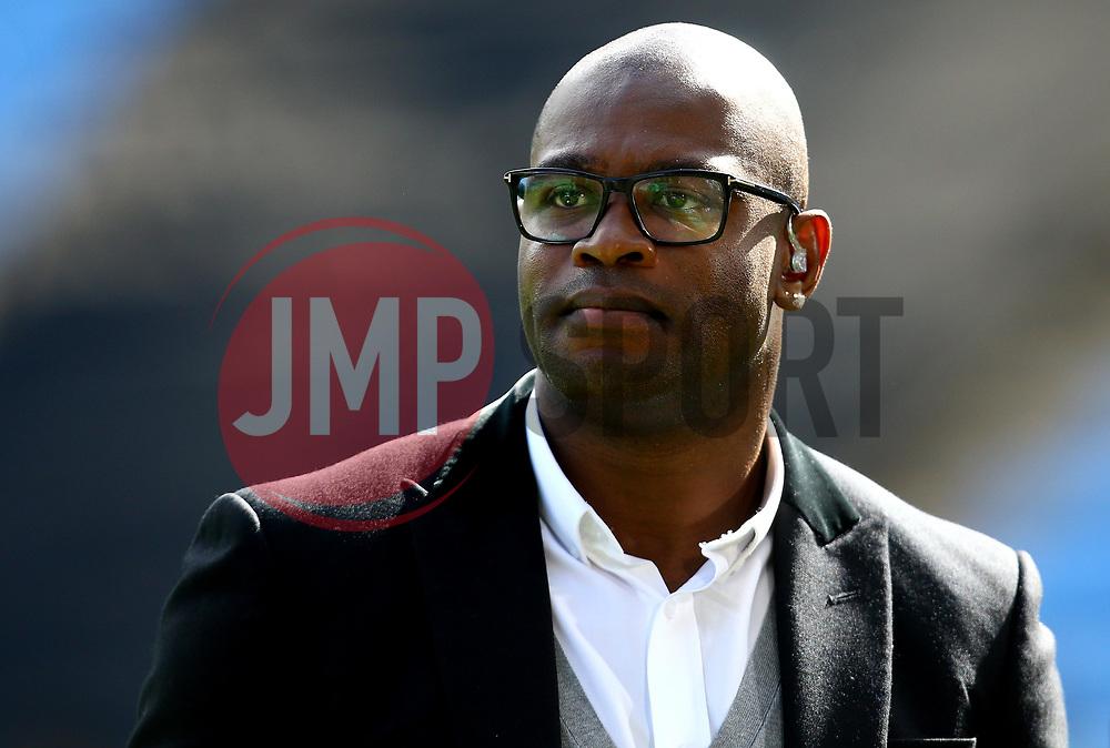 Former Harlequins player turned Pundit Ugo Monye - Mandatory by-line: Robbie Stephenson/JMP - 17/09/2017 - RUGBY - Ricoh Arena - Coventry, England - Wasps v Harlequins - Aviva Premiership