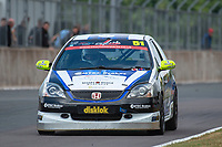 #51 David BUKY Honda Civic EP3  during Cox Motor Parts Civic Cup  as part of the BRSCC NW Mazda Race Day  at Oulton Park, Little Budworth, Cheshire, United Kingdom. June 16 2018. World Copyright Peter Taylor/PSP. Copy of publication required for printed pictures. http://archive.petertaylor-photographic.co.uk