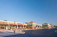 Exterior image of Lake Shore Plaza for St. John Properties