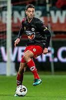 ROTTERDAM - Excelsior - Willem II , Voetbal , Eredivisie , Seizoen 2016/2017 , Stadion Woudestein , 25-02-2017 ,  eindstand 0-2 , Excelsior speler Hicham Faik