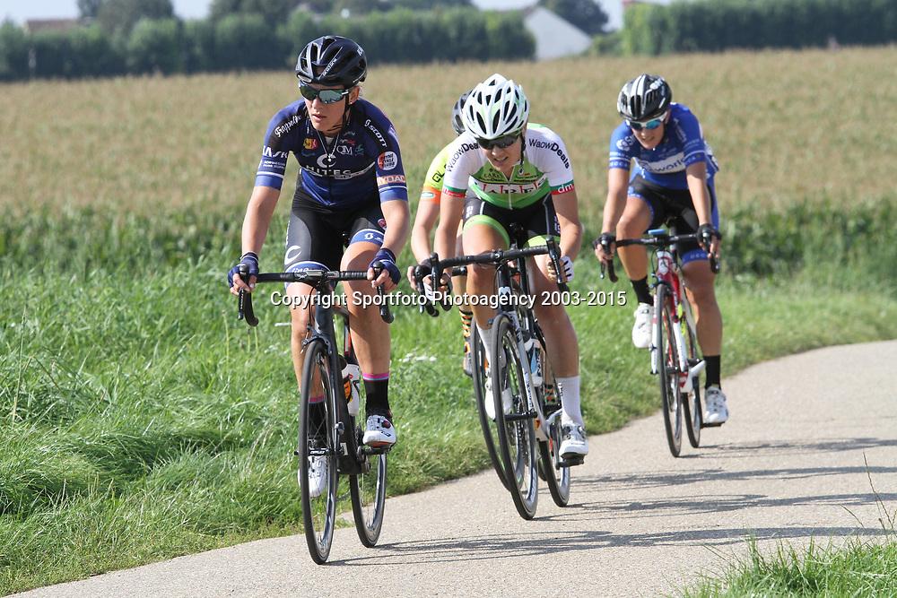 03-09-2017: Wielrennen: Boels Ladies Tour: Sittard: Simona Frapporti