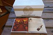 Italy, Collio. Capriva del Friuli. Fondazione Villa Russiz winery. Marco Felluga.