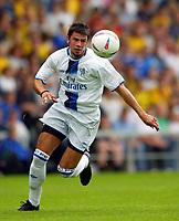 Fotball<br /> Foto: Scott Heavey, Digitalsport<br /> Oxford v Chelsea<br /> Pre-season friendly. 17/07/2004.<br /> Chelsea new boy Mateja Kezman