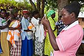 Rural community hospital, Uganda