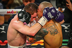 November 21, 2015: Miguel Cotto vs Canelo Alvarez