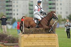 Fox-Pitt, William, Chilli Morning<br /> Malmö - Europameisterschaft Vielseitigkeit<br /> Teilprüfung Gelände Cross Coutry<br /> © www.sportfotos-lafrentz.de/ Stefan Lafrentz