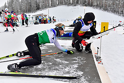 LEHMER Steffen, GER, LW6 at the 2018 ParaNordic World Cup Vuokatti in Finland