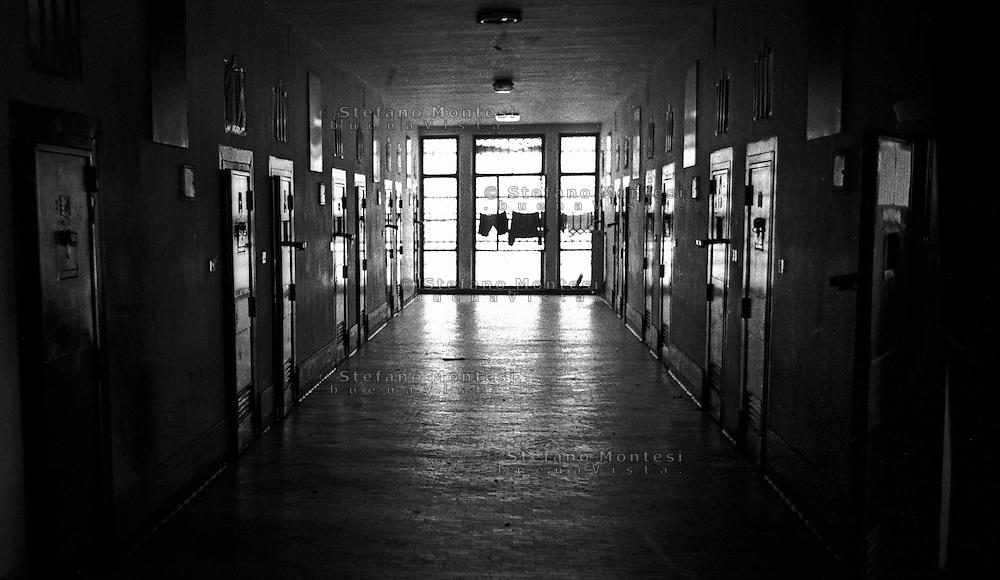 Roma Giugno 2000.Carcere di Rebibbia N.C....Rome June 2000.Prison Rebibbia N.C..