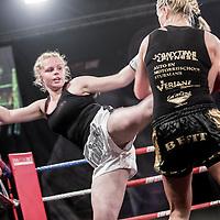 Sheena Widdershoven  vs.  Lauran Huxley