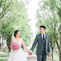 Marc & Jaynell Wedding
