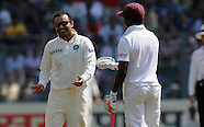 Cricket - India v West Indies 3rd Test D2