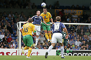 Cardiff City v Norwich City, Coca Cola Championship match at Ninian Park in Cardiff on Saturday 23rd August 2008.