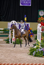 Michaels Beerbaum Meredith, USA, Shutterfly<br /> World Cup Final Jumping - Las Vegas 2009<br /> © Hippo Foto - Dirk Caremans<br /> 19/04/2009