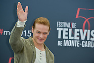 "Photocall Sam Heughan from ""Outlander"""