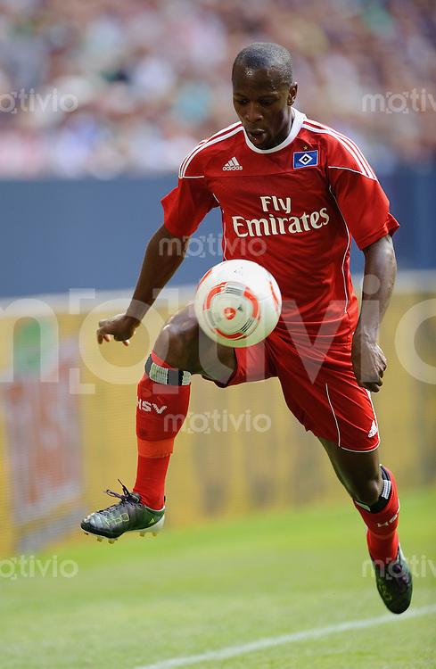 Fussball Liga total Cup 2010 Hamburger SV - 1. FC Koeln Romeo CASTELEN (HSV).