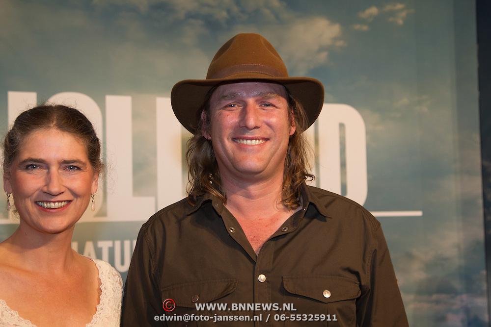 NLD/Utrecht/20150921 - Film premiere 'Holland – Natuur in de Delta', Arjan Postma