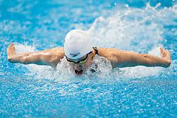 Hannah Miley of Great Britain competes in the Womens 400m IM Hets - Mandatory byline: Rogan Thomson/JMP - 16/05/2016 - DIVING - London Aquatics Centre - Stratford, London, England - LEN European Aquatics Championships 2016 Day 8.
