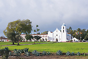 Mission San Luis Rey de Francia In Oceanside