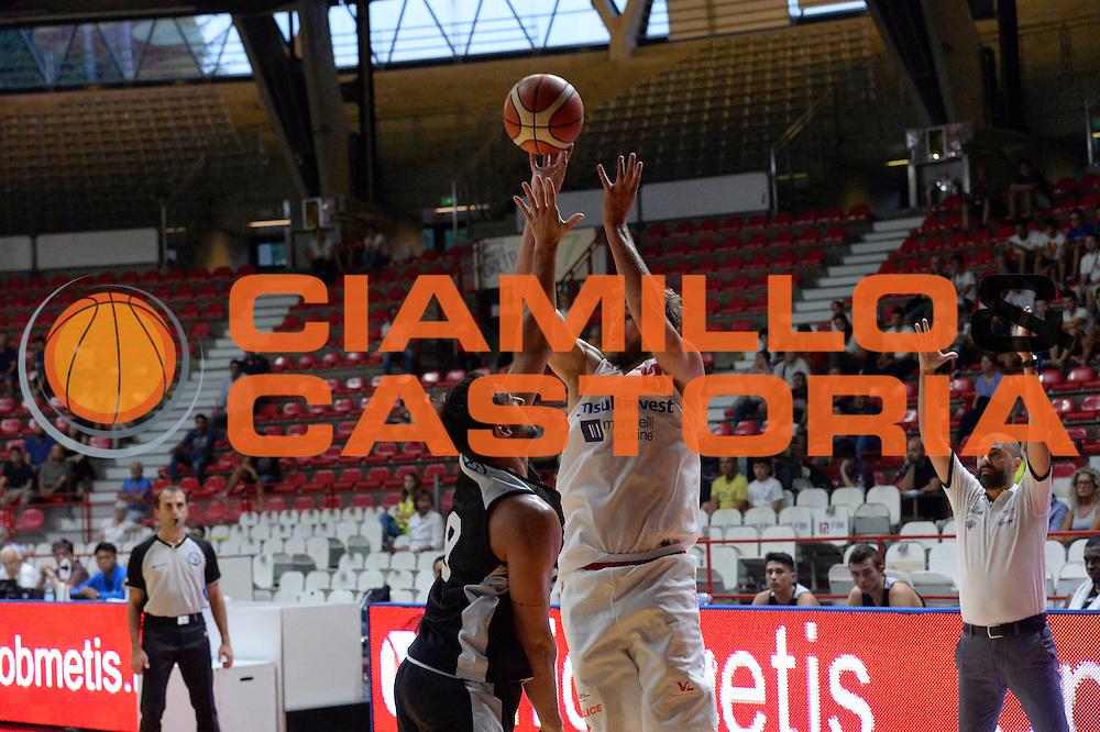 Simas Jasaitis<br /> Torneo Dei Consorzi<br /> Lega Basket Serie A 2016/2017<br /> Varese 02/09/2016<br /> Foto Ciamillo-Castoria