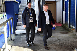 February 11, 2019 - Oldham, England, United Kingdom - Paul Scholes at his first press conference after taking over as Oldham Athletic manager at Boundary Park, Oldham on Monday 11th February 2019. (Credit Image: © Mi News/NurPhoto via ZUMA Press)