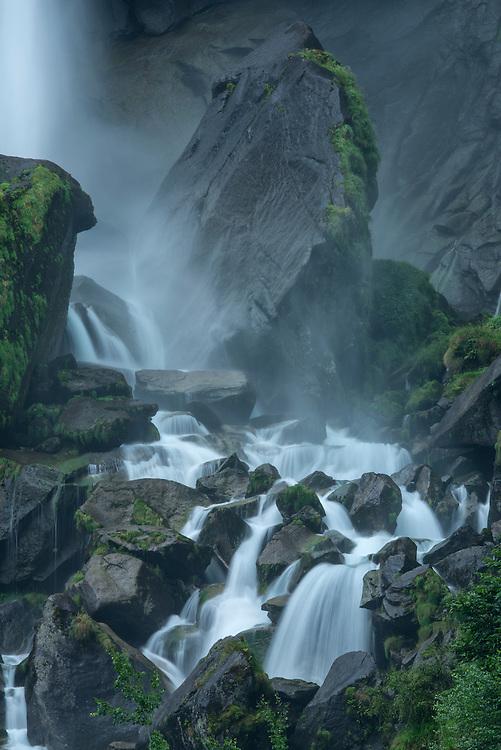 Cascata Froda,Foroglio,Ticino,Switzerland, Europe
