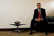 Belo Horizonte_MG, Brasil...Retrato de Darcton Policarpo Damiao, diretor de Pesquisa e Inovacao da Usiminas...The Darcton Policarpo Damiao portrait, He is the research and innovation director of Usiminas...Foto: LEO DRUMOND / NITRO