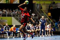 20111216: SAO PAULO, BRAZIL -<br />  XX World Handball Angola x Rússia in Ibirapuera Gym at Sao Paulo, Brazil.<br /> In photo: Morais (Angola).<br /> PHOTO: CITYFILES