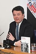 """20190214 - """"Pres. del libro di Matteo Renzi """"Un'altra strada per l'Italia. Idee per l'Italia-"""