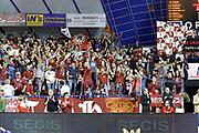 DESCRIZIONE : Venezia Lega A 2014-15 Umana Reyer Venezia Banco di Sardegna Sassari<br /> GIOCATORE : Tifosi Umana Reyer Venezia<br /> CATEGORIA : Tifosi<br /> SQUADRA : Umana Reyer Venezia Banco di Sardegna Sassari<br /> EVENTO : Campionato Lega A 2014-2015<br /> GARA : Umana Reyer Venezia Banco di Sardegna Sassari<br /> DATA : 04/01/2015<br /> SPORT : Pallacanestro <br /> AUTORE : Agenzia Ciamillo-Castoria/G. Contessa<br /> Galleria : Lega Basket A 2014-2015 <br /> Fotonotizia : Venezia Lega A 2014-15 Umana Reyer Venezia Banco di Sardegna Sassari