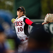16 February 2017:  The San Diego State Aztec's host the 27th annual Campbell/Cartier Classic at SDSUSoftball Stadium. The Aztecs first game of the tournament was against UC Riverside.  The Aztecs beat the Highlanders in their first game of the night.