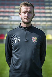 September 26, 2017 - Tubize, BELGIUM - Tubize's staff Romain Bolly poses for photographer at another session after the 2017-2018 season photo shoot of Belgian 1B league soccer team Tubize, Tuesday 26 September 2017 in Tubize. BELGA PHOTO LAURIE DIEFFEMBACQ (Credit Image: © Laurie Dieffembacq/Belga via ZUMA Press)