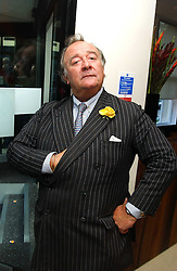 SIR DAI LLEWELLYN at a party to celebrate the opening of Maze - a new Gordon Ramsay restaurant at 10-13 Grosvenor Square, London W1 on 24th May 2005.<br />